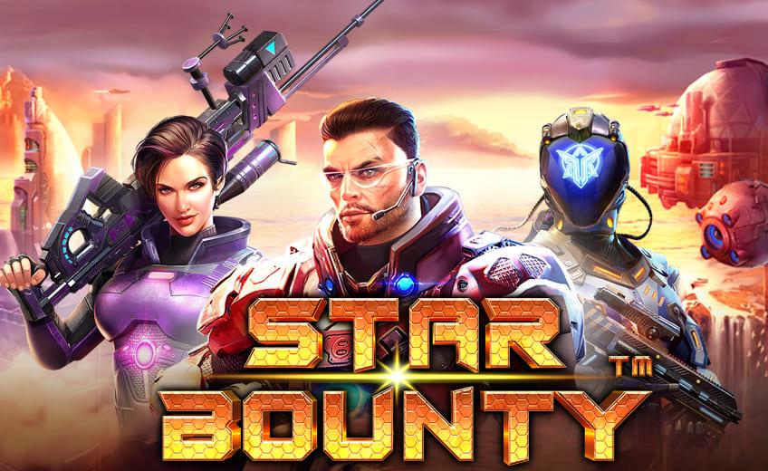 Созвездие бонусов в слоте Star Bounty от студии Pragmatic Play