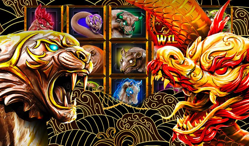 Подложка Chinese Zodiac