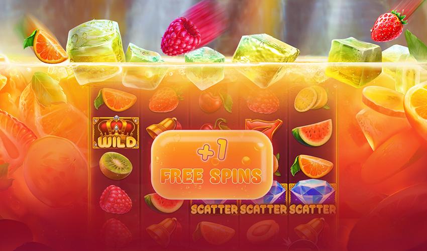 Подложка Juicy Fruits