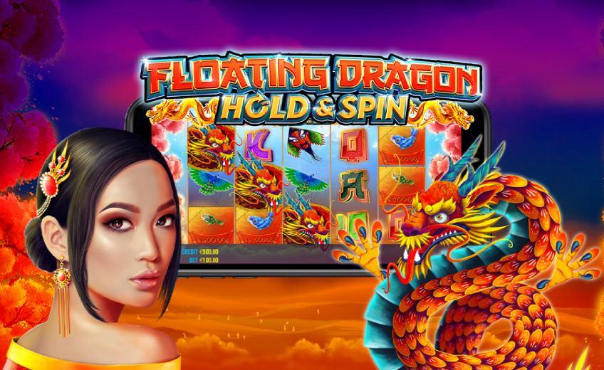 Серия слотов Hold and Spin: Pragmatic Play представила успешное дополнение – аппарат Floating Dragon