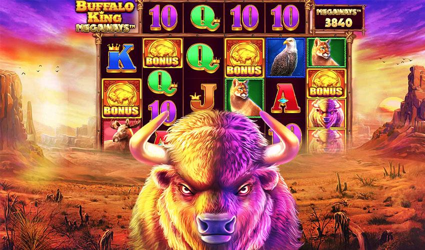 Buffalo King Megaways – многообещающее продолжение популярного слота