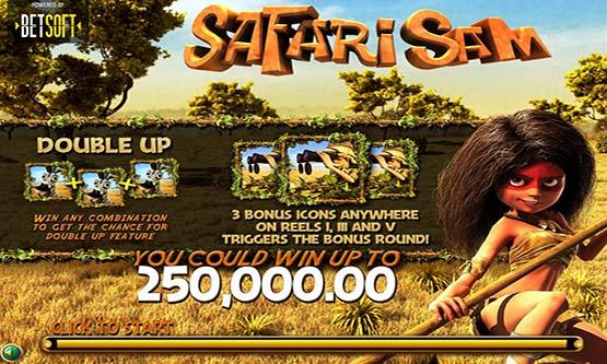 Скриншот 3 Safari Sam