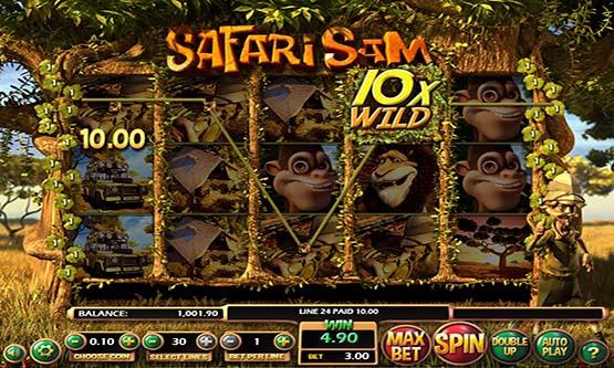 Скриншот 4 Safari Sam