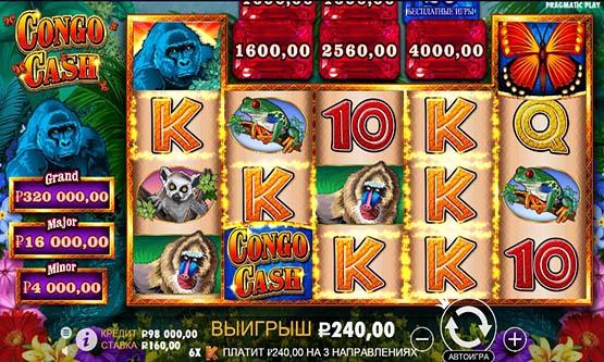 Скриншот 4 Congo Cash
