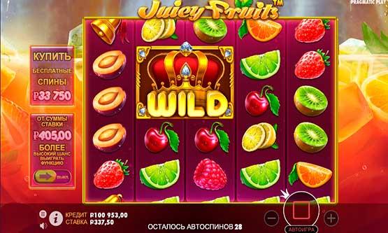 Скриншот 4 Juicy Fruits
