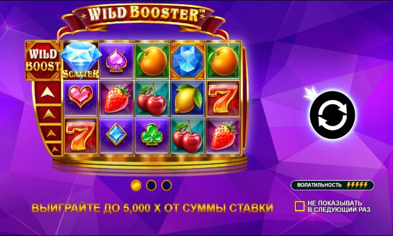 Скриншот 2 Wild Booster